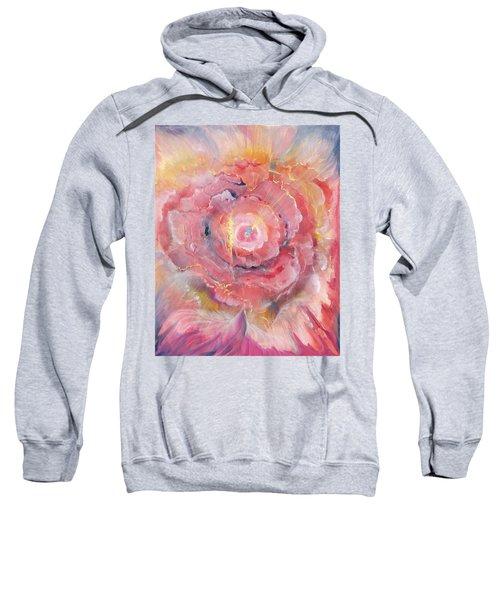 Broken Spirit Rose Sweatshirt