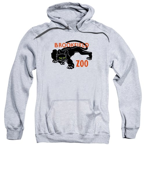 Brookfield Zoo Wpa Sweatshirt by War Is Hell Store