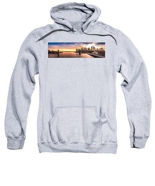 Brooklyn Bridge Panorama Sweatshirt