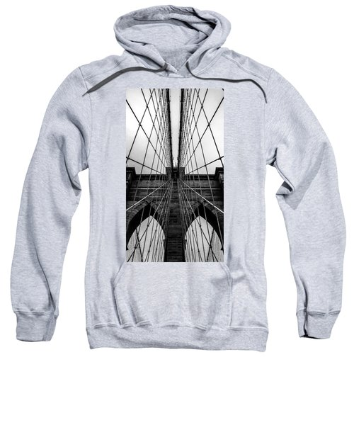 Brooklyn's Web Sweatshirt by Az Jackson