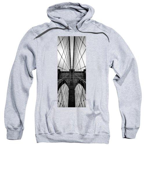 Brooklyn's Web Sweatshirt