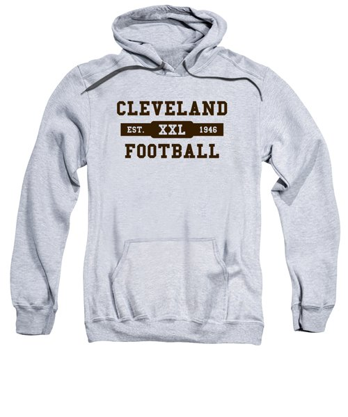 Browns Retro Shirt Sweatshirt