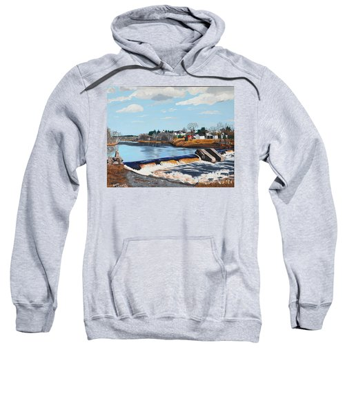 Brownville Village Dam Sweatshirt