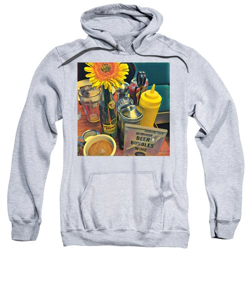 Brunch At Counter Cafe Sweatshirt