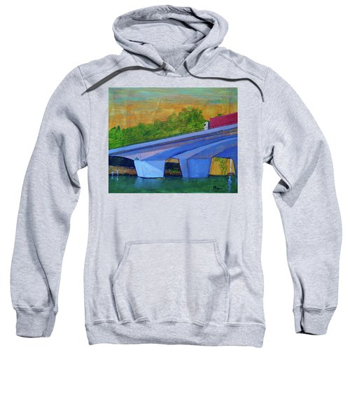 Brunswick River Bridge Sweatshirt