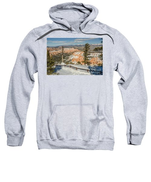 Bryce Amphitheater From Bryce Point Sweatshirt