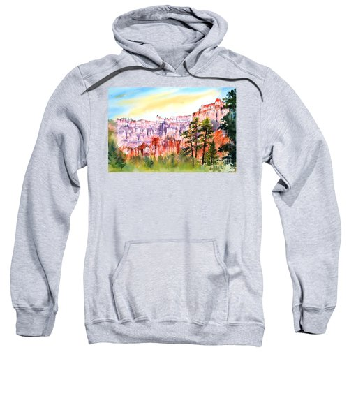 Bryce Canyon #3 Sweatshirt