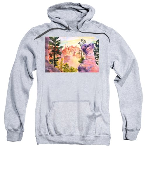 Bryce Canyon #4 Sweatshirt