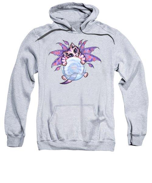 Bubble Fairy Kitten Sweatshirt