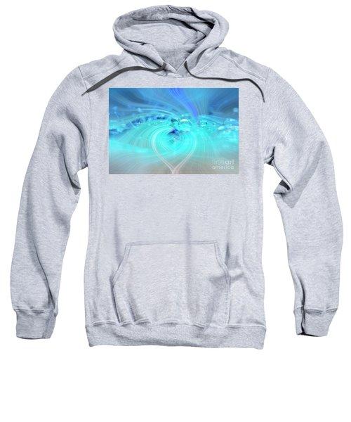 Bubbly Heart Sweatshirt