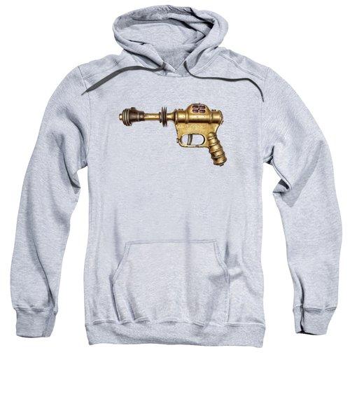 Buck Rogers Ray Gun Sweatshirt by YoPedro
