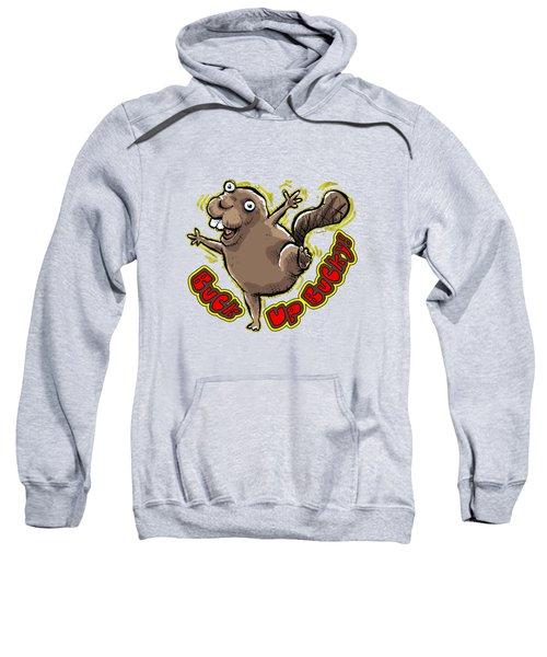 Buck Up Bucky Sweatshirt