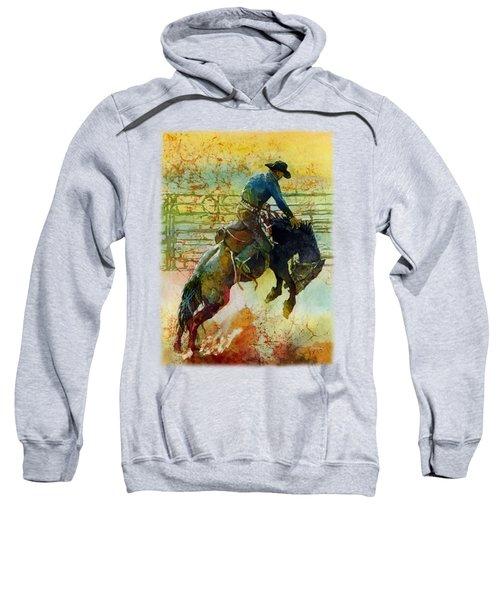 Bucking Rhythm Sweatshirt