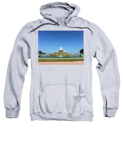 Buckingham Fountain Sweatshirt