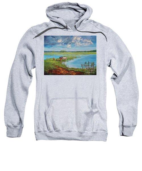 Bucolic St. John's Sweatshirt