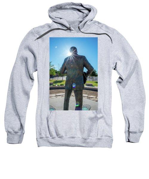 Buddy Holly 6 Sweatshirt