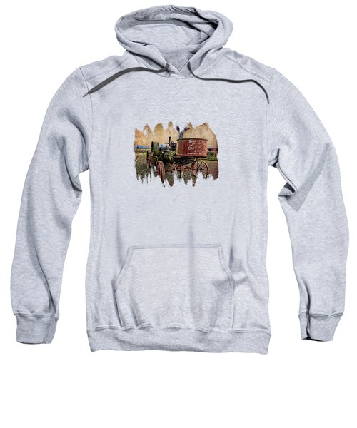Buffalo Pitts Sweatshirt by Thom Zehrfeld