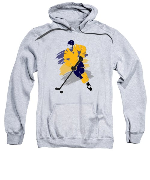 Buffalo Sabres Player Shirt Sweatshirt by Joe Hamilton