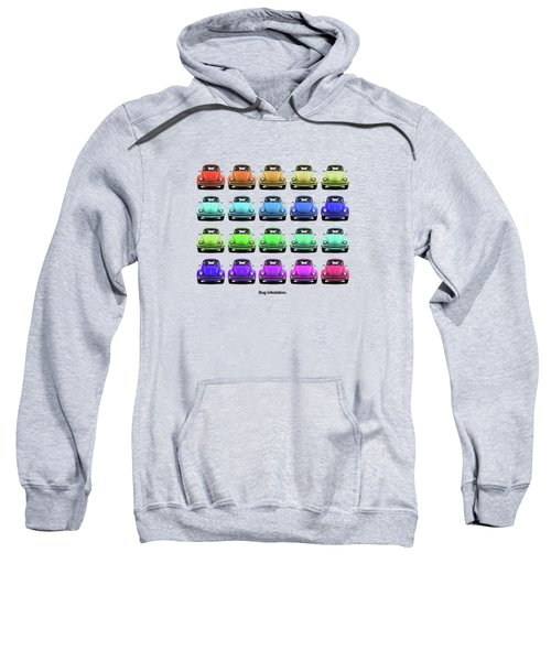 Bug Infestation. Sweatshirt