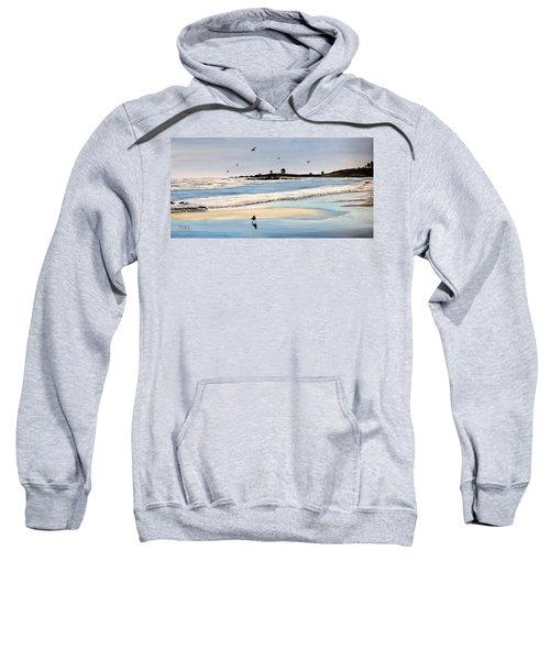 Bull Beach Sweatshirt