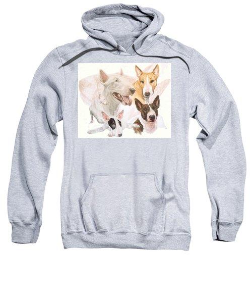 Bull Terrier Medley Sweatshirt