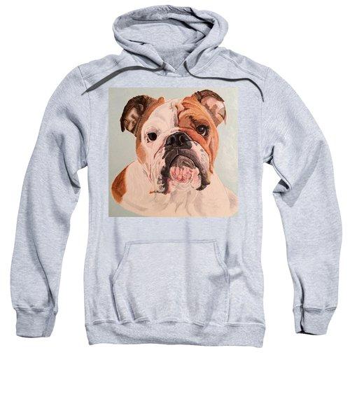 Bulldog Beauty Sweatshirt