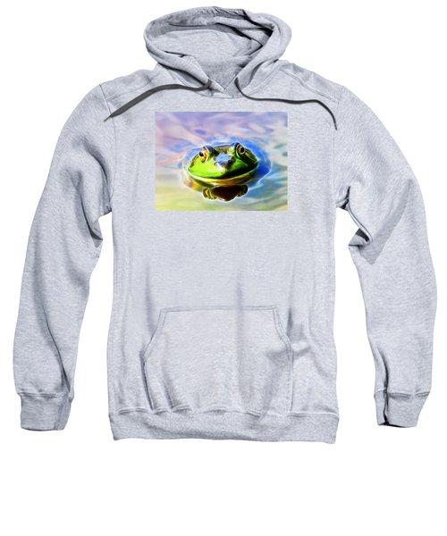 Bullfrog Sweatshirt