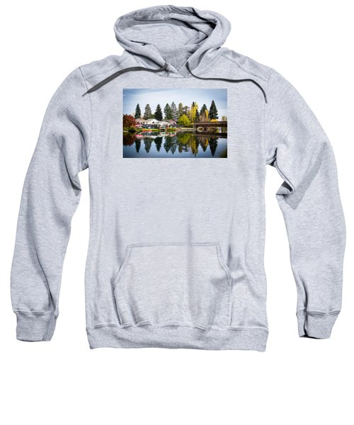 bungalows on the Deschutes Sweatshirt