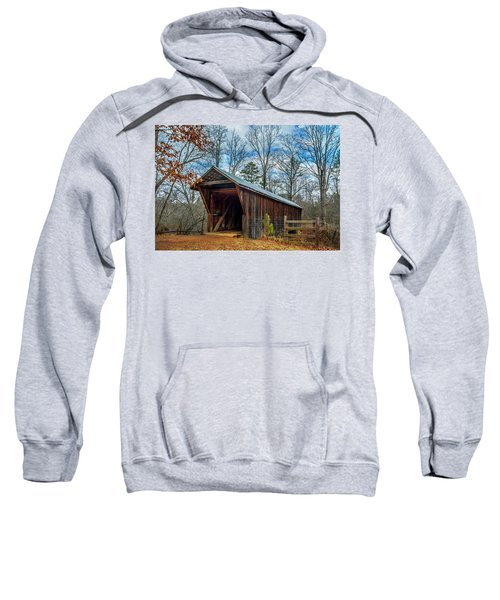 Bunker Hill Cvered Bridge Sweatshirt