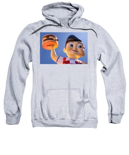 Burger Bob Sweatshirt