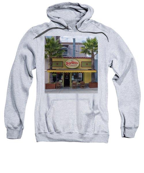 Burgermeister Restaurant, San Francisco Sweatshirt