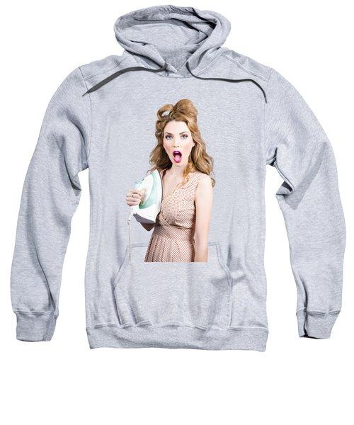 Burning Hot Fashion Sweatshirt