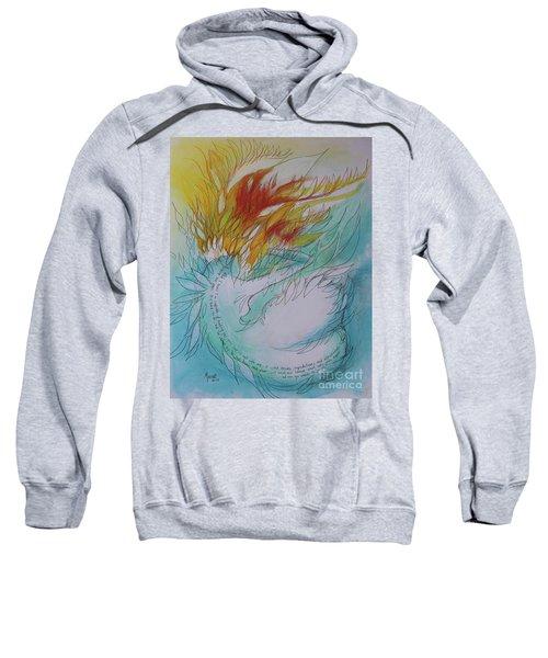 Burning Thoughts Sweatshirt