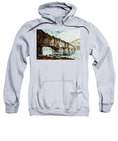 Burnt Covered Bridge Sweatshirt