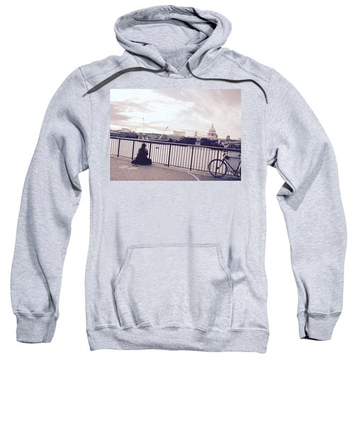 Busking Place Sweatshirt