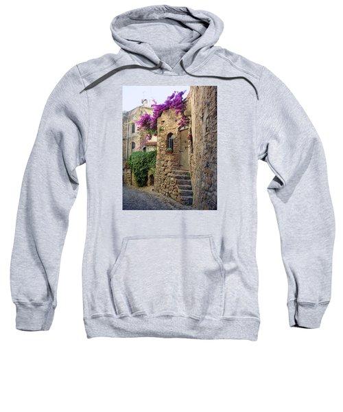 Bussana Vecchia Street Sweatshirt