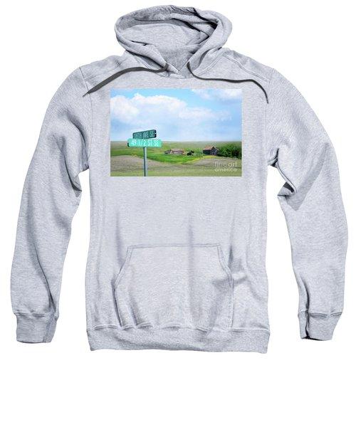 Busy Intersection Sweatshirt