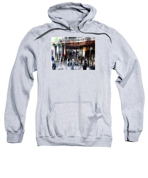 Busy Sidewalk Sweatshirt