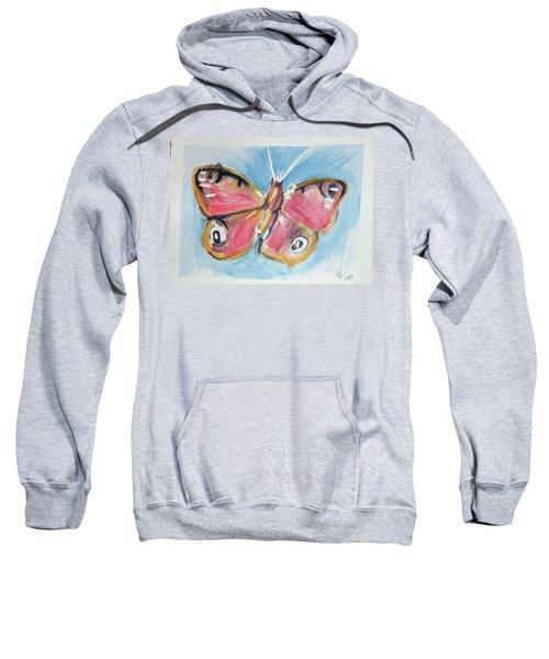Butterfly 3 Sweatshirt