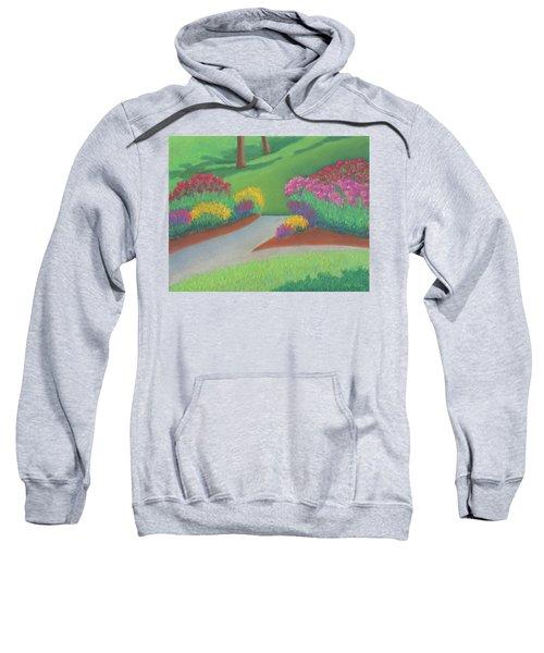Butterfly Garden Sweatshirt