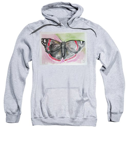 Butterfly Sweatshirt