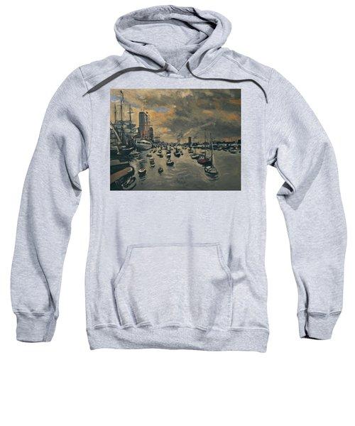 Bye Bye Sail Amsterdam Sweatshirt