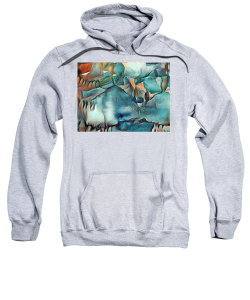 Byzantine Abstraction Sweatshirt