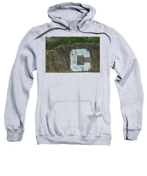 C Rock Of Columbia University Sweatshirt