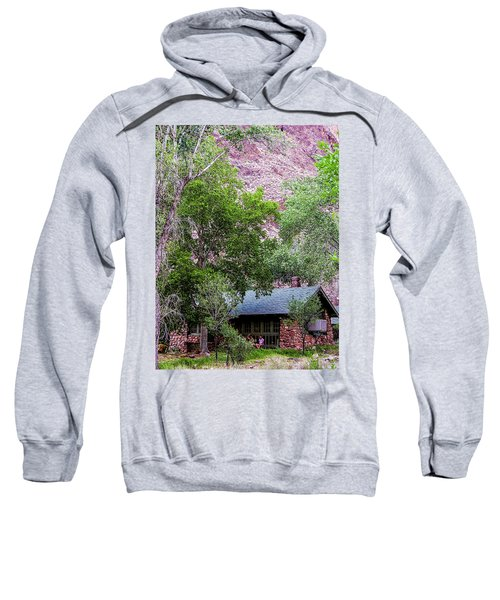 Cabin At Phantom Ranch Sweatshirt