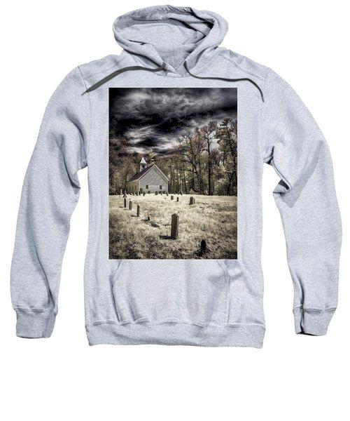 Cades Cove Church Sweatshirt