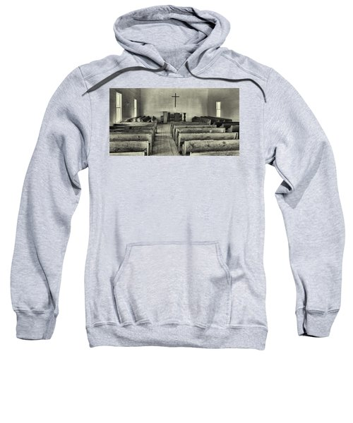 Cades Cove Methodist Church Sweatshirt