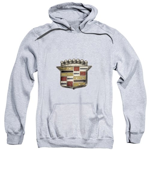 Cadillac Badge Sweatshirt