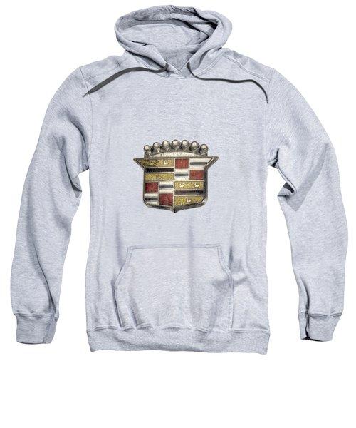 Cadillac Badge Sweatshirt