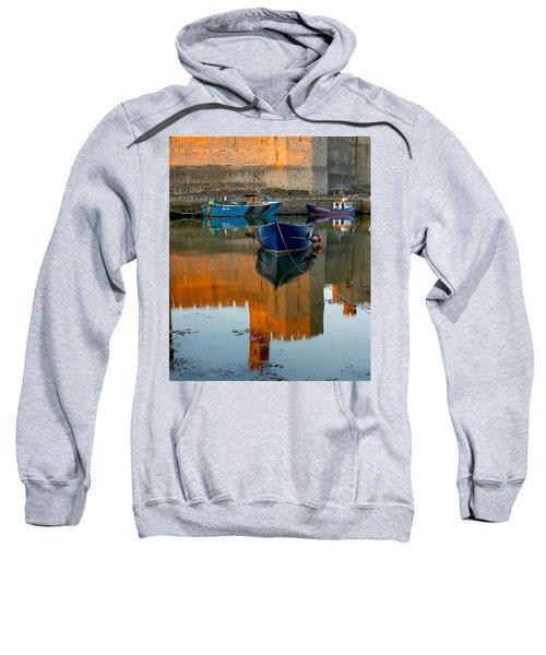 Caernarfon Reflections Sweatshirt